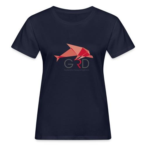 Delfinschutz Gesellschaft zur Rettung der Delfine - Frauen Bio-T-Shirt