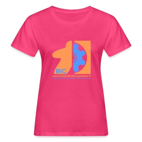 BIG - T-shirt ecologica da donna