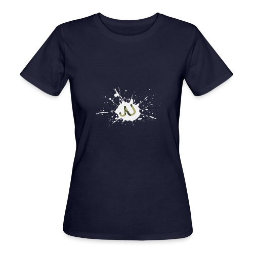 logo2 6 pinkki - Naisten luonnonmukainen t-paita