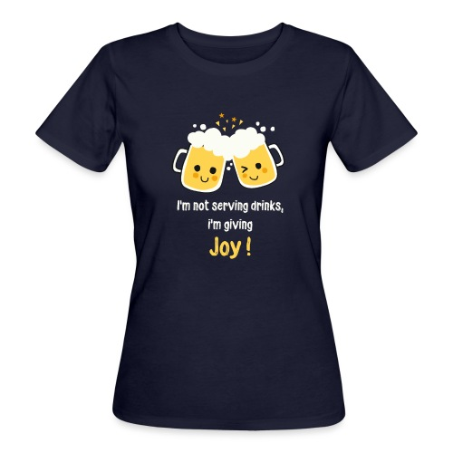 Giving Joy - Women's Organic T-Shirt
