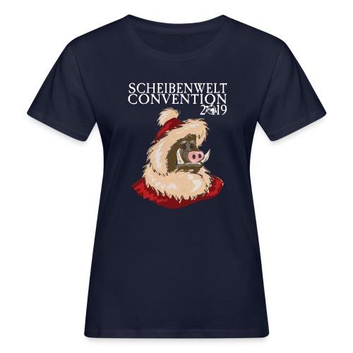 Scheibenwelt Convention 2019 - Schneevater - Frauen Bio-T-Shirt