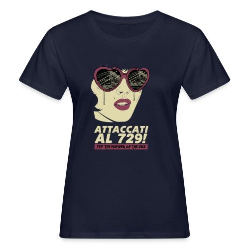 729 copy 2 - T-shirt ecologica da donna