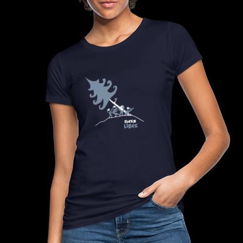 Forez libre - T-shirt bio Femme