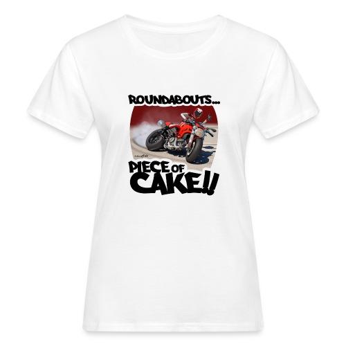 Ducati Monster Skidding - Camiseta ecológica mujer