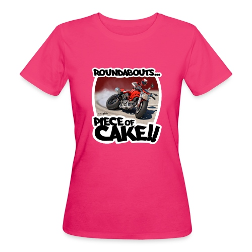 Ducati Monster Skidding - Camiseta ecológica mujer