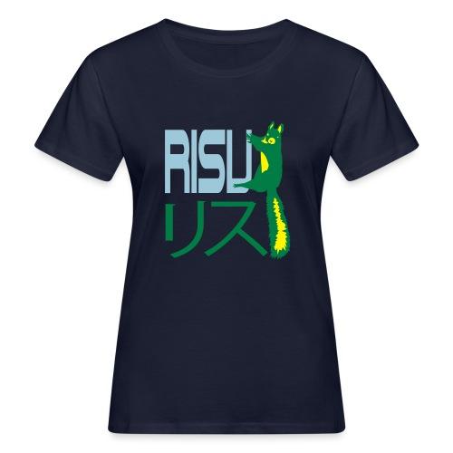 Risu - Frauen Bio-T-Shirt