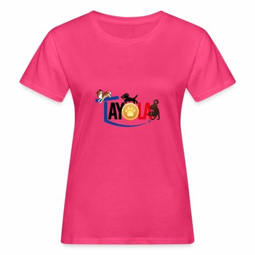 TAYOLA logo 2019 HD - T-shirt bio Femme