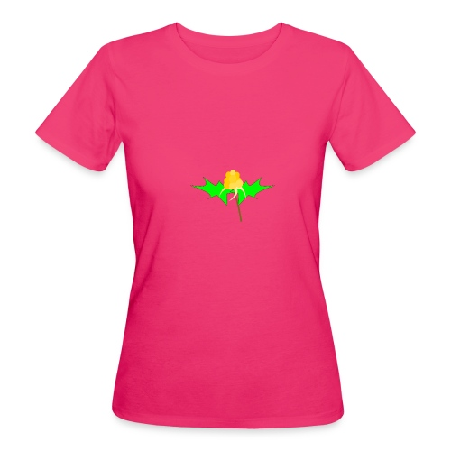 cloudberry - Women's Organic T-Shirt