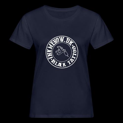 logo hvid png - Organic damer