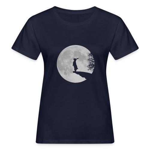 rabbit_wolf-png - Women's Organic T-Shirt