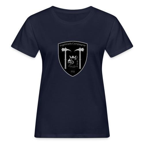 Kompanim rke 713 m nummer gray ai - Ekologisk T-shirt dam