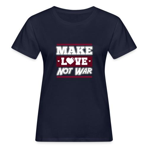 Make_love_not_war by Lattapon - Organic damer