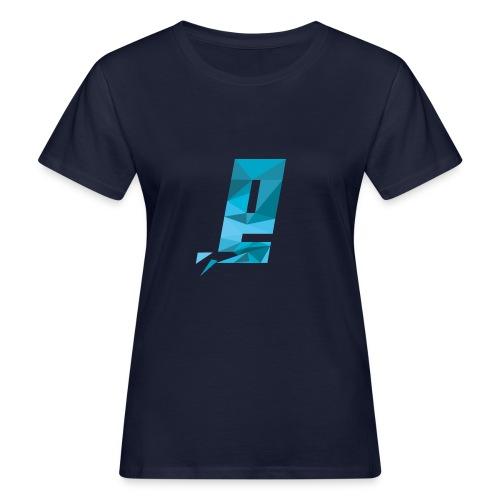 Eventuell Logo small - Shirt White - Frauen Bio-T-Shirt