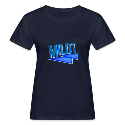 MILDT Normale Vrouwen Shirt - Vrouwen Bio-T-shirt
