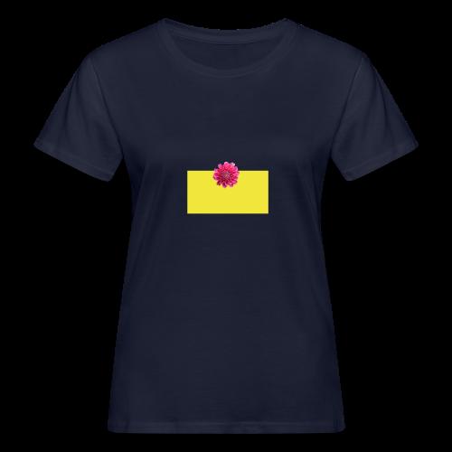 flower - Økologisk T-skjorte for kvinner