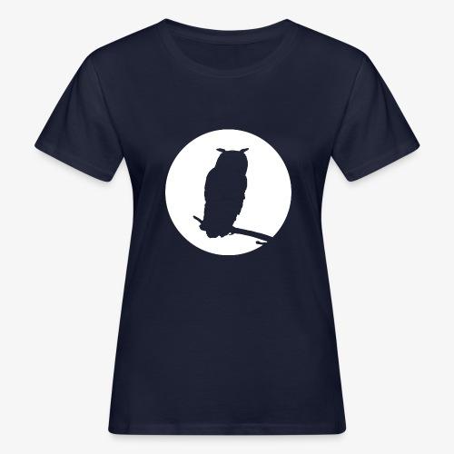 Uggla - Ekologisk T-shirt dam