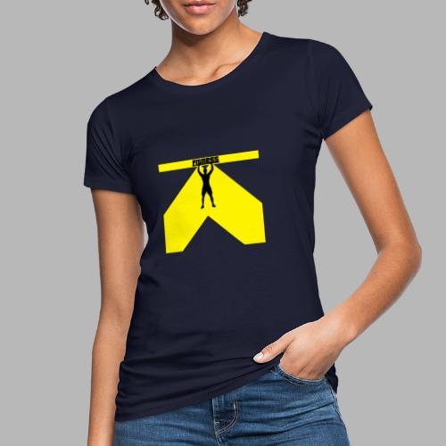 Fitness Lift - Frauen Bio-T-Shirt