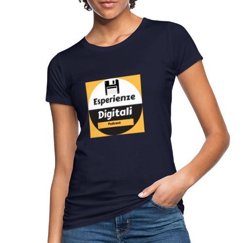 Logo Esperienze Digitali - T-shirt ecologica da donna