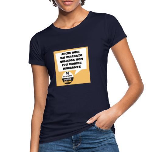 fumetto - T-shirt ecologica da donna