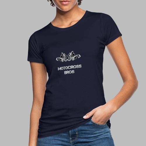 Motocrossbros - Ekologisk T-shirt dam