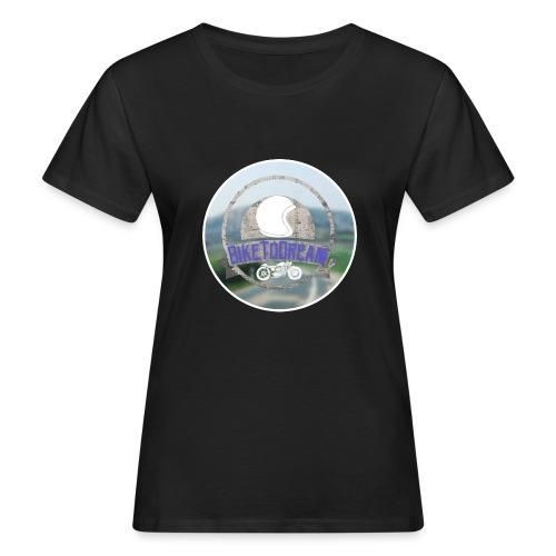 BikeToDream - T-shirt bio Femme