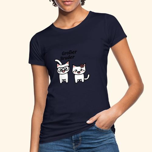 Großer Bruder - Frauen Bio-T-Shirt