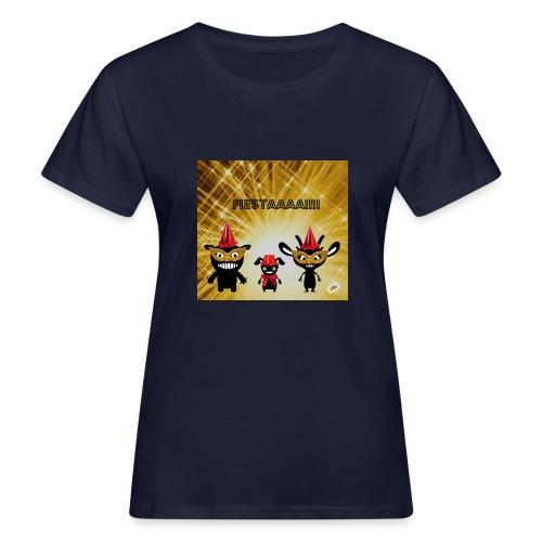 Fiestaaa - T-shirt bio Femme