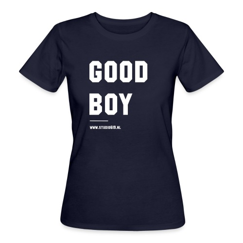 TANK TOP GOOD BOY - Vrouwen Bio-T-shirt