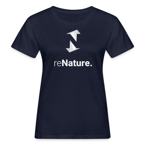 reNature T-Shirt - Vrouwen Bio-T-shirt
