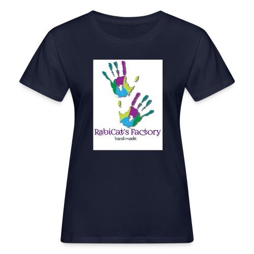 rabicat_mani - T-shirt ecologica da donna