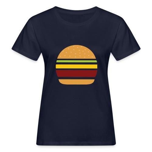 Logo Burger Panhamburger - T-shirt bio Femme