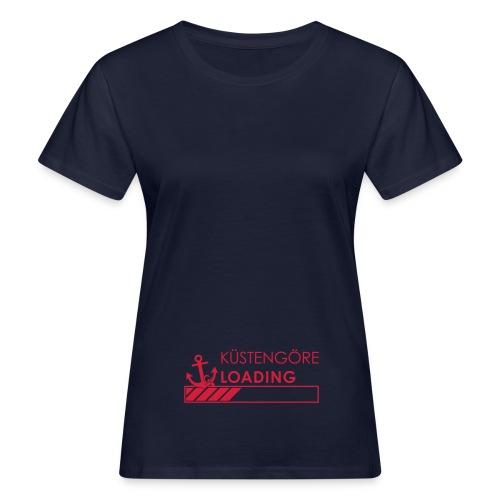 Küstengöre loading - Frauen Bio-T-Shirt