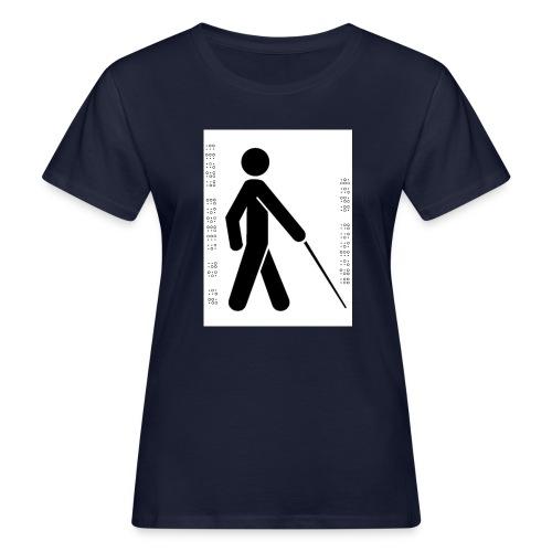 Blind T-Shirt - Women's Organic T-Shirt