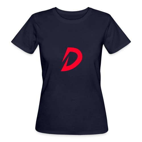 Destra Logo by Atelier render red - Vrouwen Bio-T-shirt