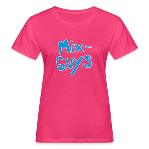 MixGuys - Økologisk T-skjorte for kvinner
