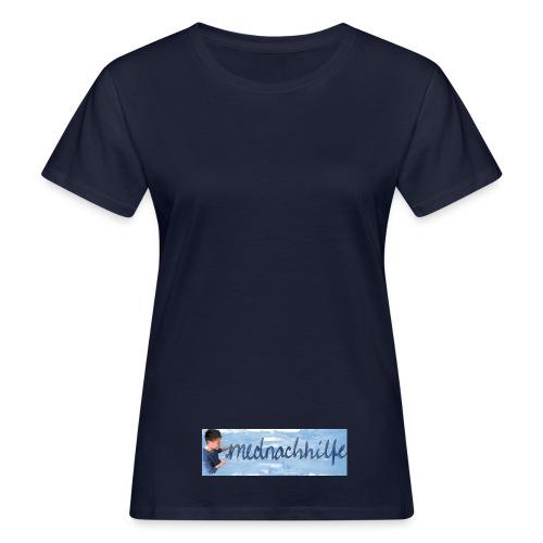Med Logo jpg - Frauen Bio-T-Shirt