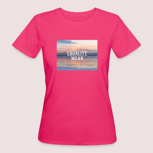 Mountain Equality Edition - Women's Organic T-Shirt