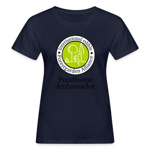 foodfores Ambassador grws - Frauen Bio-T-Shirt