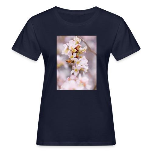 Schöne Biene 1 - Frauen Bio-T-Shirt