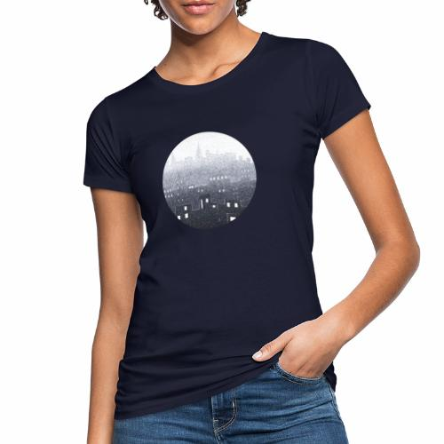 city hall snow blue - T-shirt bio Femme