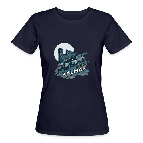 Kalmar - Ekologisk T-shirt dam