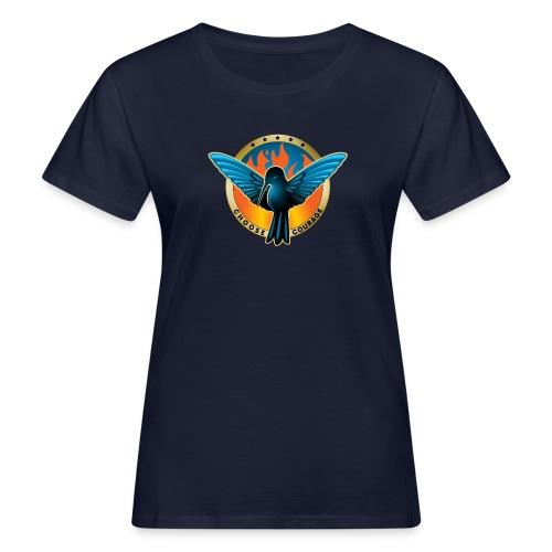 Fireblue Republic - Women's Organic T-Shirt
