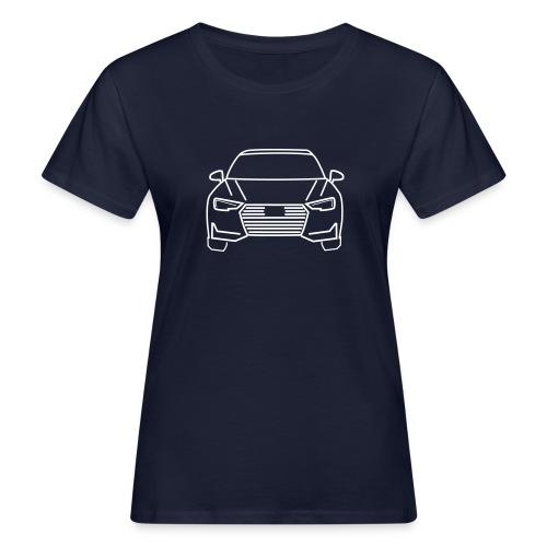 Auto Front - Frauen Bio-T-Shirt