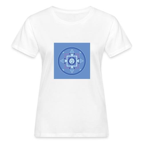 Ajna - Third Eye Chakra - Naisten luonnonmukainen t-paita