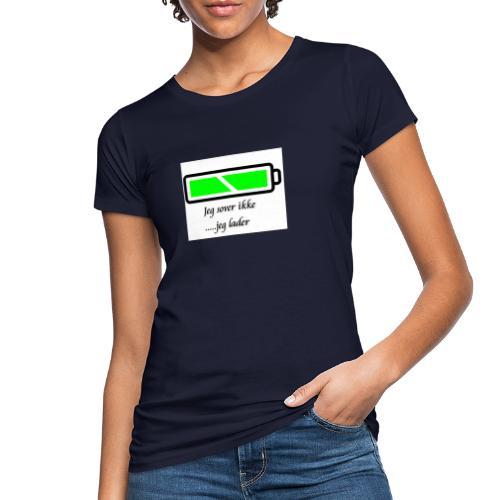 lader_2 - Økologisk T-skjorte for kvinner