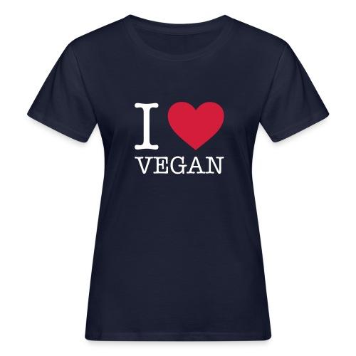double - Frauen Bio-T-Shirt