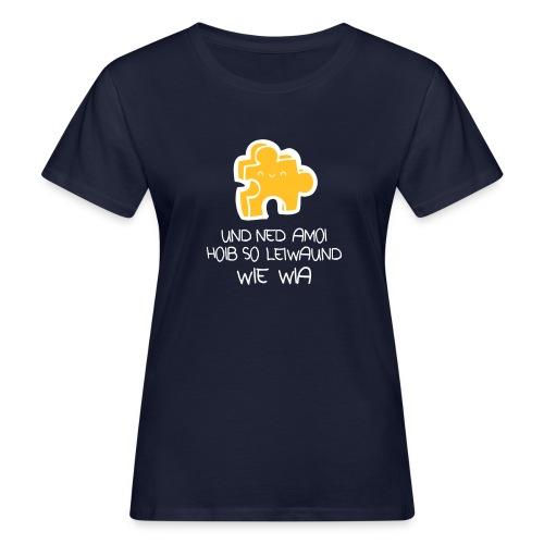 Vorschau: beste freind - Frauen Bio-T-Shirt