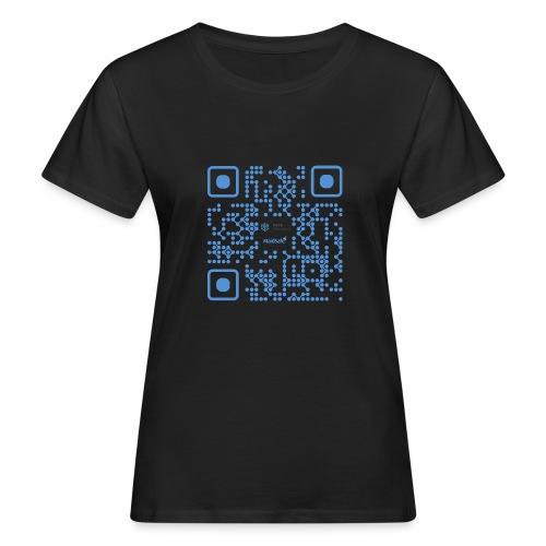 QR Maidsafe.net - Women's Organic T-Shirt