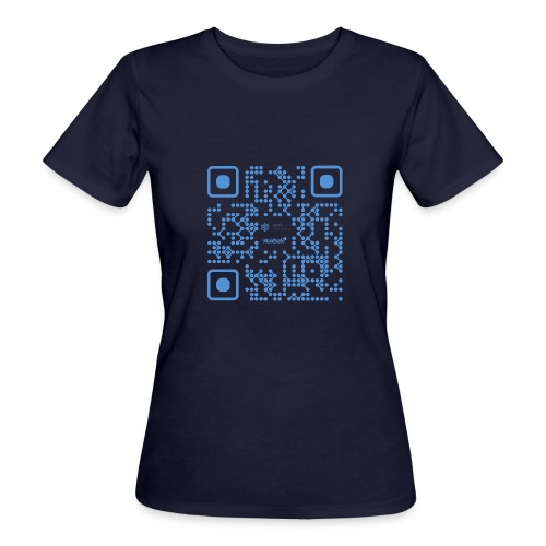 QR Maidsafe.net - Women's Organic T-Shirt