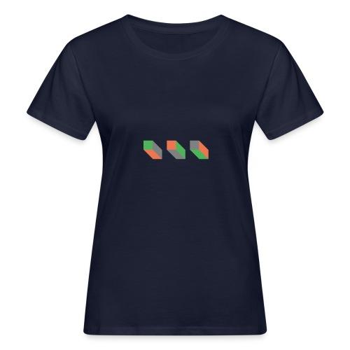 Tre - T-shirt ecologica da donna